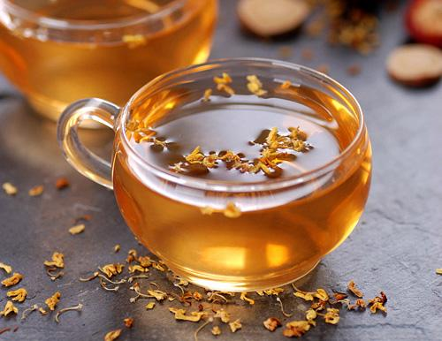 bài thuốc dân gian cho trẻ bị ho - trà cam thảo