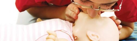 Sơ cứu đúng cách khi trẻ bị hóc dị vật