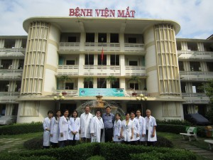 Bệnh viện Mắt TP.HCM