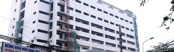 Bệnh viện Việt Đức Hà Nội: Giờ làm việc và quy trình khám chữa bệnh mới nhất 2017