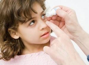 Xử trí khi trẻ bị chấn thương mắt 3