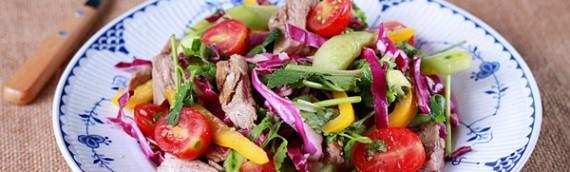 Tổng hợp cách làm các món salad, rau trộn ngon, hấp dẫn lại đầy dinh dưỡng